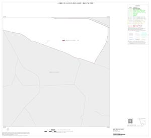 Primary view of object titled '2000 Census County Subdivison Block Map: Marfa CCD, Texas, Inset A06'.