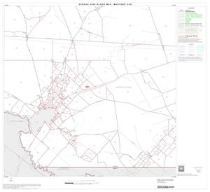 Primary view of object titled '2000 Census County Subdivison Block Map: Mentone CCD, Texas, Block 6'.