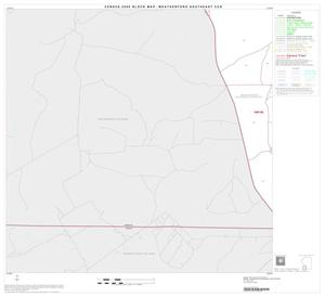 Primary view of object titled '2000 Census County Subdivison Block Map: Weatherford Southeast CCD, Texas, Block 11'.