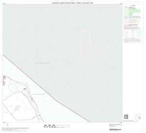 Primary view of object titled '2000 Census County Subdivison Block Map: Port Lavaca CCD, Texas, Block 5'.