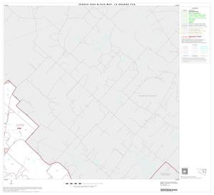 Primary view of object titled '2000 Census County Subdivison Block Map: La Grange CCD, Texas, Block 3'.