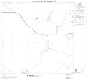 Primary view of object titled '2000 Census County Subdivison Block Map: Kyle-Buda CCD, Texas, Block 5'.