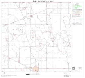 Primary view of object titled '2000 Census County Subdivison Block Map: Wheeler CCD, Texas, Block 2'.