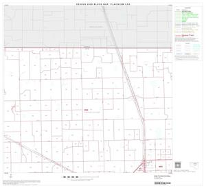Primary view of object titled '2000 Census County Subdivison Block Map: Plainview CCD, Texas, Block 3'.