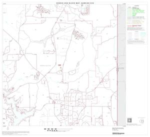 Primary view of object titled '2000 Census County Subdivison Block Map: Hawkins CCD, Texas, Block 4'.