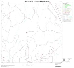 Primary view of object titled '2000 Census County Subdivison Block Map: Canadian River Breaks CCD, Texas, Block 6'.