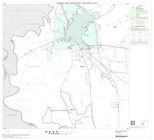Primary view of object titled '2000 Census County Subdivison Block Map: Navasota CCD, Texas, Block 4'.
