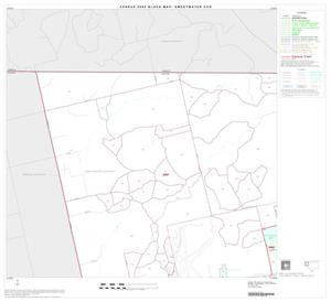 Primary view of object titled '2000 Census County Subdivison Block Map: Sweetwater CCD, Texas, Block 1'.