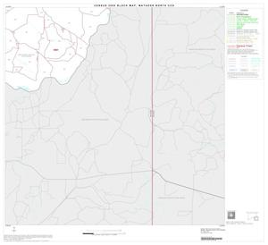 Primary view of object titled '2000 Census County Subdivison Block Map: Matador North CCD, Texas, Block 6'.