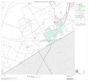 Primary view of object titled '2000 Census County Subdivison Block Map: Moody CCD, Texas, Block 5'.