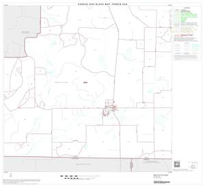 Primary view of object titled '2000 Census County Subdivison Block Map: Perrin CCD, Texas, Block 4'.