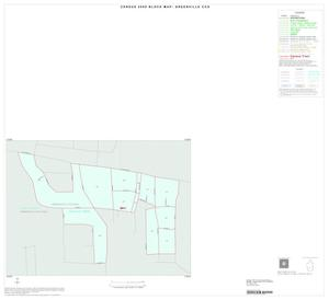Primary view of object titled '2000 Census County Subdivison Block Map: Greenville CCD, Texas, Inset C01'.