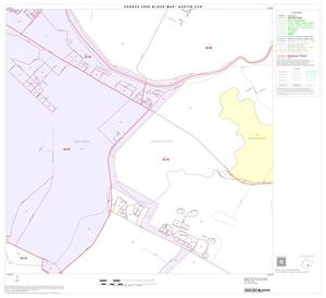 Primary view of object titled '2000 Census County Subdivison Block Map: Austin CCD, Texas, Block 33'.