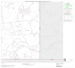 Primary view of object titled '2000 Census County Subdivison Block Map: Breckenridge South CCD, Texas, Block 8'.