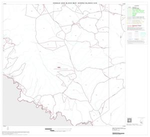 Primary view of object titled '2000 Census County Subdivison Block Map: Sierra Blanca CCD, Texas, Block 10'.