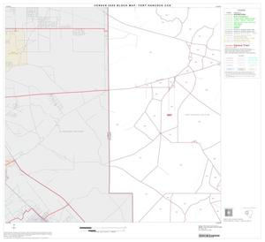 Primary view of object titled '2000 Census County Subdivison Block Map: Fort Hancock CCD, Texas, Block 4'.