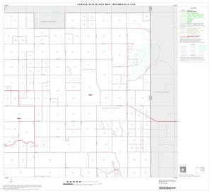 Primary view of object titled '2000 Census County Subdivison Block Map: Brownfield CCD, Texas, Block 3'.