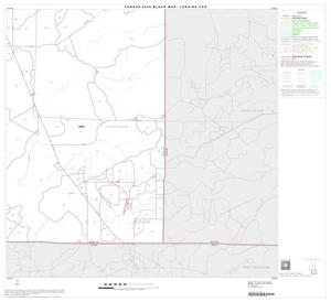 Primary view of object titled '2000 Census County Subdivison Block Map: Loraine CCD, Texas, Block 6'.