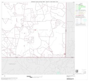 Primary view of object titled '2000 Census County Subdivison Block Map: South Jim Hogg CCD, Texas, Block 4'.