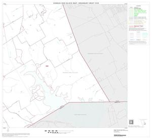Primary view of object titled '2000 Census County Subdivison Block Map: Granbury West CCD, Texas, Block 9'.