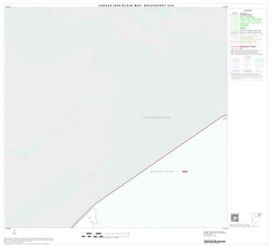 Primary view of object titled '2000 Census County Subdivison Block Map: Brazosport CCD, Texas, Block 4'.