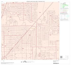 Primary view of object titled '2000 Census County Subdivison Block Map: Houston CCD, Texas, Block 53'.