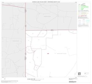 Primary view of object titled '2000 Census County Subdivison Block Map: Andrews North CCD, Texas, Block 1'.