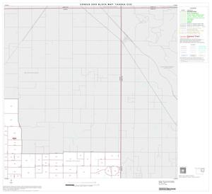 Primary view of object titled '2000 Census County Subdivison Block Map: Tahoka CCD, Texas, Block 3'.