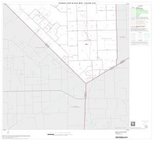 Primary view of object titled '2000 Census County Subdivison Block Map: Louise CCD, Texas, Block 5'.