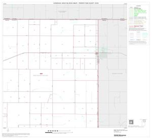 Primary view of object titled '2000 Census County Subdivison Block Map: Perryton East CCD, Texas, Block 2'.