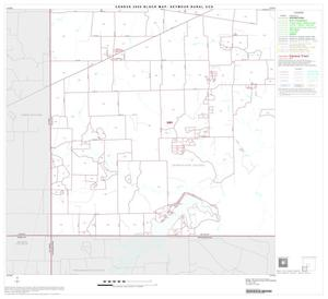 Primary view of object titled '2000 Census County Subdivison Block Map: Seymour Rural CCD, Texas, Block 7'.