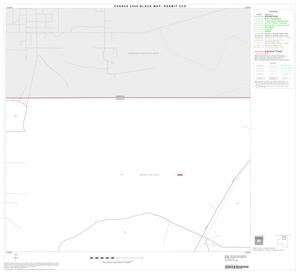 Primary view of object titled '2000 Census County Subdivison Block Map: Kermit CCD, Texas, Block 2'.