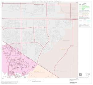 Primary view of object titled '2000 Census County Subdivison Block Map: Fulshear-Simonton CCD, Texas, Block 4'.