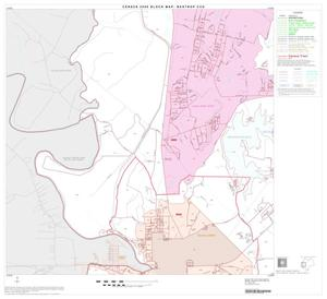 Primary view of object titled '2000 Census County Subdivison Block Map: Bastrop CCD, Texas, Block 4'.