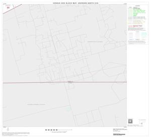 Primary view of object titled '2000 Census County Subdivison Block Map: Andrews North CCD, Texas, Block 19'.