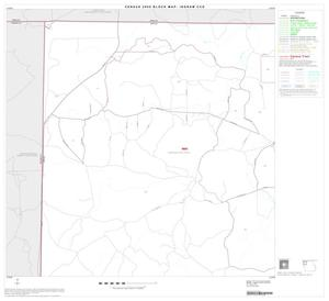 Primary view of object titled '2000 Census County Subdivison Block Map: Ingram CCD, Texas, Block 1'.