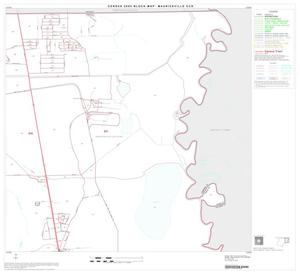 Primary view of object titled '2000 Census County Subdivison Block Map: Mauriceville CCD, Texas, Block 3'.