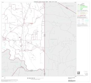 Primary view of object titled '2000 Census County Subdivison Block Map: Ore City CCD, Texas, Block 4'.
