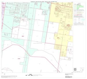 Primary view of object titled '2000 Census County Subdivison Block Map: McAllen-Pharr CCD, Texas, Block 13'.