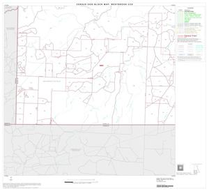 Primary view of object titled '2000 Census County Subdivison Block Map: Westbrook CCD, Texas, Block 5'.