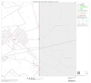 Primary view of object titled '2000 Census County Subdivison Block Map: Grandfalls CCD, Texas, Block 5'.