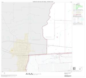 Primary view of object titled '2000 Census County Subdivison Block Map: Hooks CCD, Texas, Block 4'.