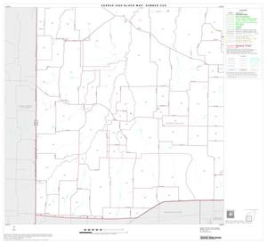 Primary view of object titled '2000 Census County Subdivison Block Map: Sumner CCD, Texas, Block 3'.