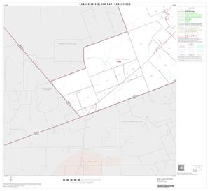 Primary view of object titled '2000 Census County Subdivison Block Map: Kenedy CCD, Texas, Block 4'.