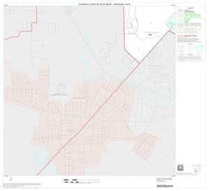 Primary view of object titled '2000 Census County Subdivison Block Map: Orange CCD, Texas, Block 9'.