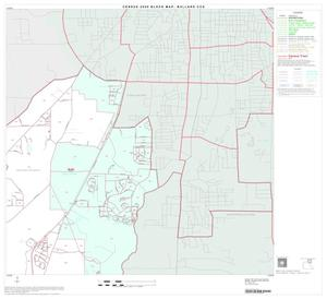 Primary view of object titled '2000 Census County Subdivison Block Map: Bullard CCD, Texas, Block 3'.