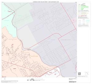 Primary view of object titled '2000 Census County Subdivison Block Map: San Antonio CCD, Texas, Block 36'.