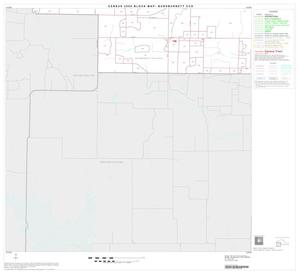 Primary view of object titled '2000 Census County Subdivison Block Map: Burkburnett CCD, Texas, Block 4'.