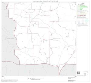Primary view of object titled '2000 Census County Subdivison Block Map: Frankston CCD, Texas, Block 3'.