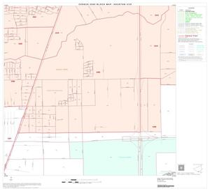 Primary view of object titled '2000 Census County Subdivison Block Map: Houston CCD, Texas, Block 111'.